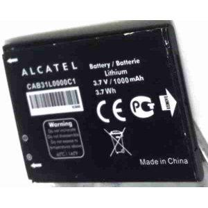 Восстановление аккумулятора Alkatel