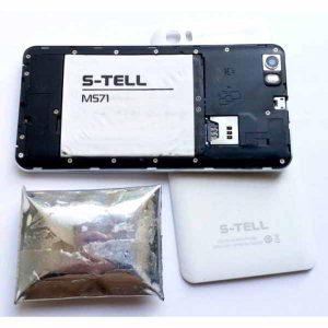 Восстановленный аккумулятор смартфона S-tell M571