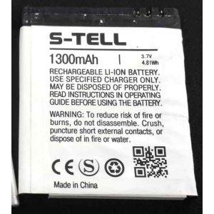 Аккумулятор S-Tell 1300mAh перепаковка
