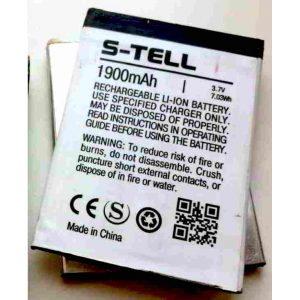 Восстановленный аккумулятор смартфона  S-Tell 1900mAh