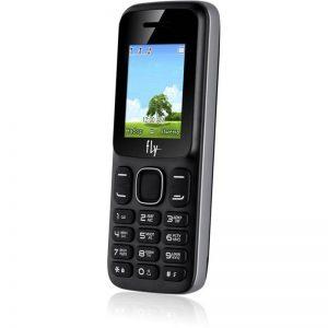 Телефон FLY FF181 Black, White, Red