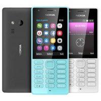 Телефон Nokia 216 DS RM-1187 Dual SIM Black, Blue