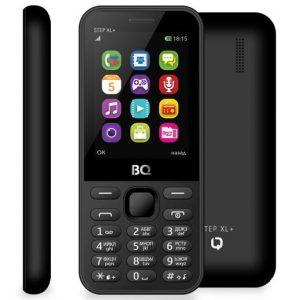 Телефон BQ BQ-2831 STEP XL+ Black, Grey, Blue, White, Red
