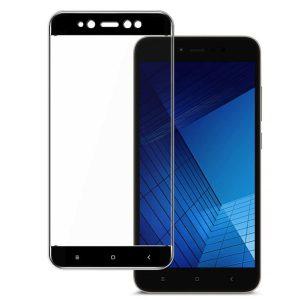 Защитное стекло Xiaomi Redmi Note 4 2D Black, Gold, White