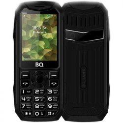 "Телефон BQ BQ-2428 Tank 2.4"" 2SIM, Fm, Black, Green, Blue"