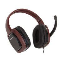 Наушники игровые Defender Warhead G-250 brown, кабель 1,8 м