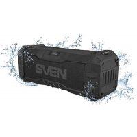 Портативная Bluetooth акустика Sven PS-430 встр.аккум. FM, USB, microSD 2х8Вт, чёрный