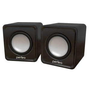 Колонки Perfeo PF-128 Wave USB 2.0 6Вт Red, Black, White
