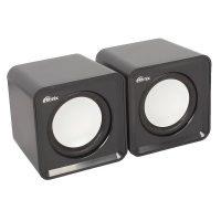 Колонки Ritmix SP-2020 2,0 5Вт Black