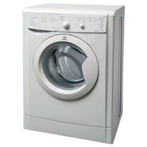 Стиральная машина INDESIT IWUB 4105, фронтальная загрузка, белый