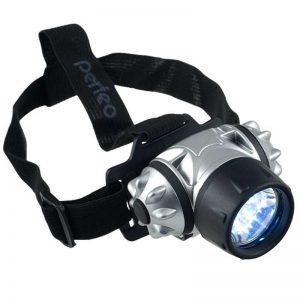 Светодиодный налобный фонарь Perfeo LT-003, 95LM, 3 режима