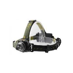 Светодиодный налобный фонарь Perfeo LT-065-A, 150LM, аккумулятор 18650+3*AAA, Sensor, 3 режима