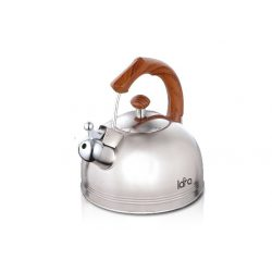 Чайник Lara LR00-18 brown, 2.5 л