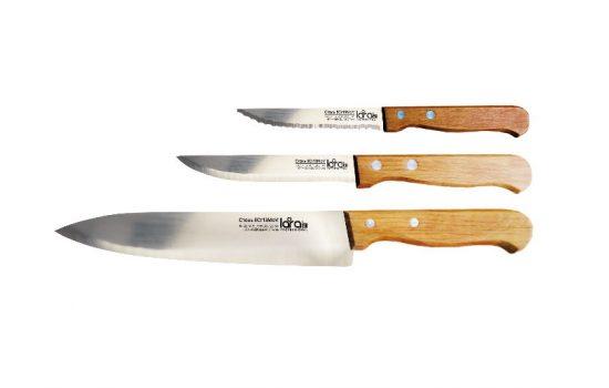Набор ножей Lara LR05-52