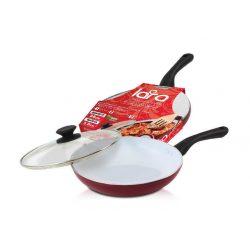 Сковорода LARA LR01-30, 24 см