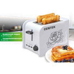 Тостер Centek СТ-1427, 800 Вт