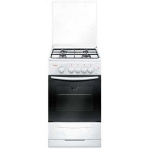Газовая плита GEFEST 3200-06 К2, газовая духовка, белый