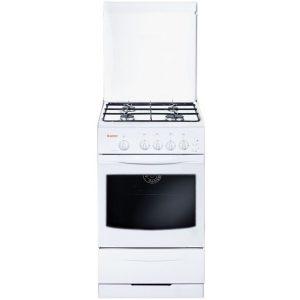 Плита газовая Gefest ПГ 3200-06, электрическая духовка, белый