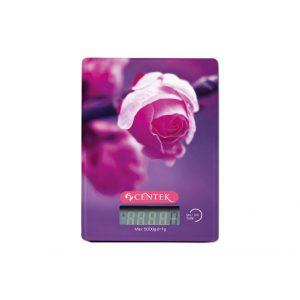 Весы кухонные Centek CT-2459 Rose