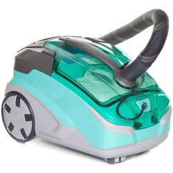 Моющий пылесос Thomas MULTI CLEAN X10 PARQUET turquoise 1,8 л, 1700 Вт