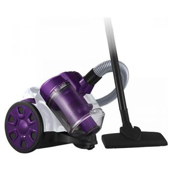 Пылесос HOME ELEMENT HE-VC1801 purple 2 л, 2100 Вт