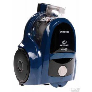 Пылесос SAMSUNG SC4520 blue, 1,3 л, 1600 Вт