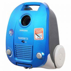 Пылесос Samsung SC4140V3A blue, 3 л, 1600 Вт