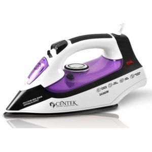 Утюг Centek CT-2338 violet, 2600 Вт