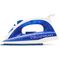 Утюг Galaxy GL 6121, red, 1600 Вт
