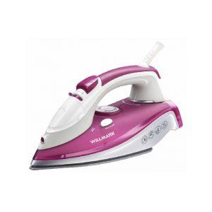 Утюг Willmark SI-2217CRR, violet, 2200 Вт