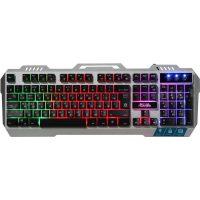 Клавиатура игровая Defender Metal Hunter GK-140L RU,RGB подсветка,19 Anti-Ghost