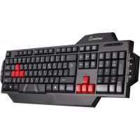 Клавиатура Smartbuy Rush Gaming SBK-201GU-K USB Black