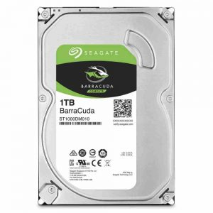 "Жесткий диск Seagate Barracuda ST1000DM010 3.5"" 1Tb SATA III, 64Mb, 7200rpm"