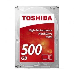 "Жесткий диск Toshiba P300 HDWD105UZSVA 3.5"" 500Gb SATA-III, 64Mb, 7200rpm"