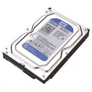 "Жесткий диск Western Digital Caviar Blue WD5000AZLX 3.5"" 500Gb SATA III, 32 Mb, 7200 rpm"