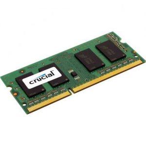 Модуль оперативной памяти Crucial SO-DIMM DDR3 8Gb 1600MHz pc-12800 CT102464BF160B