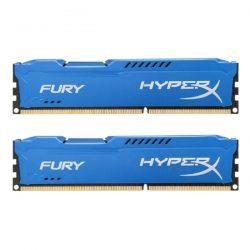 Комплект модулей оперативной памяти Kingston DDR3 16Gb (2x8Gb) 1866MHz pc-15000 HyperX FURY Blue Series HX318C10FK2/16