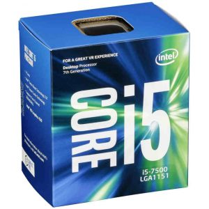 Процессор INTEL Core i5-7500 LGA1151 BOX
