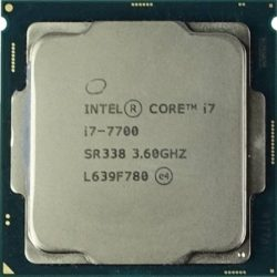 Процессор INTEL Core i7-7700 LGA1151 OEM