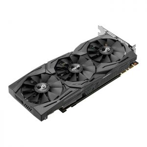 Видеокарта ASUS GeForce GTX 1070, STRIX-GTX1070-8G-GAMING, 8192 Mb, 8008 Mhz, 256 bit