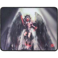 Игровой коврик для мыши Defender Angel of Death M 360x270x3 мм, ткань+резина