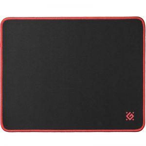 Игровой коврик для мыши Defender Black XXL 400x355x3 мм, ткань+резина