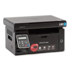 МФУ лазерное Pantum M6500, А4, 22 стр/мин, принтер, копир, сканер 1200х1200, 128MB, (карт. Pantum P-230R, Pantum PC-211EV), USB 2.0
