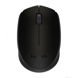 Мышь Logitech M171 Wireless mouse Black (910-004424)