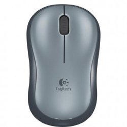Мышь Logitech M185 Wireless mouse Swift Grey (910-002238)