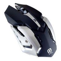 Игровая мышь Perfeo PF-1709-GM SHOOTER, LED 6 кнопок 3200 dpi Black