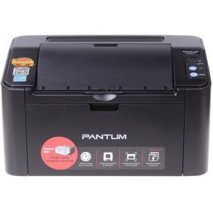 Принтер лазерный Pantum P2207, А4, 20 стр/мин, лоток на 150 л., (карт. Pantum PC-210, Pantum PC-230R), USB2.0