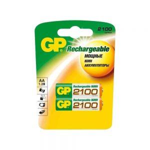 Аккумулятор GP AA2100mAh/2BL