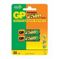 Аккумулятор GP AA2500mAh/2BL
