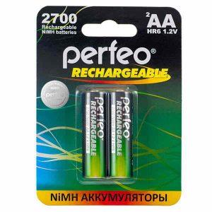 Аккумулятор Perfeo AA2700mAh/2BL